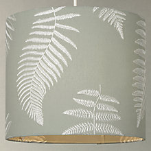 Buy Sanderson Fern Emb Lampshade Online at johnlewis.com
