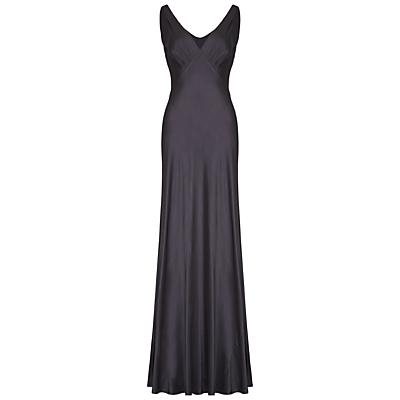 Ghost Amelia Dress, Charcoal