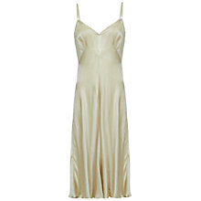 Buy Ghost Janine Dress, Lint Green Online at johnlewis.com