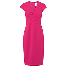 Buy L.K. Bennett Una Tuck Detail Dress Online at johnlewis.com