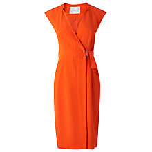 Buy L.K. Bennett Trista Wrap Dress Online at johnlewis.com