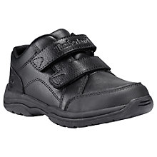 Buy Timberland Children's Woodman Park 2 Shoes, Black Online at johnlewis.com