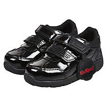 Buy Kickers Children's Moakie Reflex Shoes Online at johnlewis.com