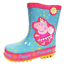 Buy Peppa Pig Fairy Wellies, Pink Online at johnlewis.com