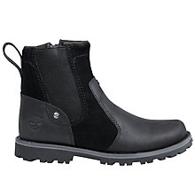 Buy Timberland Children's Asphalt Chelsea Boots Online at johnlewis.com