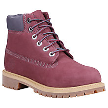 Buy Timberland Children's Premium Boots Online at johnlewis.com