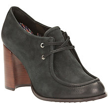 Buy Clarks V&A Cass Day Block Heeled Court Shoes Online at johnlewis.com