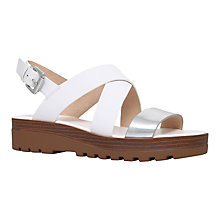Buy MICHAEL Michael Kors Platform Sandals Online at johnlewis.com