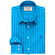Buy Thomas Pink Rex Stripe Classic Fit Shirt Online at johnlewis.com