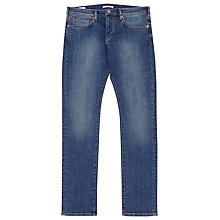 Buy Reiss Champion Mid Wash Slim Jeans, Blue Online at johnlewis.com