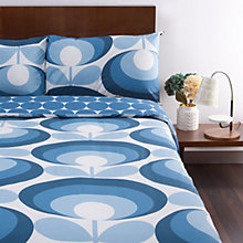 Buy Orla Kiely 70s Flower Oval Bedding Online at johnlewis.com