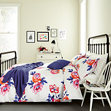 Buy Joules Salcombe Floral Bedding Online at johnlewis.com