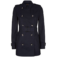 Buy Jaeger Short Classic Trench Coat Online at johnlewis.com