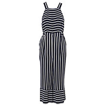 Buy Whistles Cut About Striped Jumpsuit, Multi Online at johnlewis.com