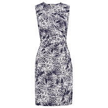 Buy Whistles Iris Print Isabella Bodycon Dress, Multi Online at johnlewis.com