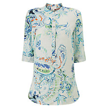 Buy East Summer Paisley Shirt, Multi Online at johnlewis.com
