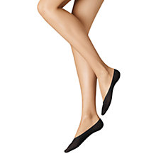 Buy Wolford Cotton Blend Footsie Socks Online at johnlewis.com