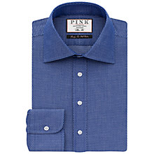 Buy Thomas Pink Cobb Texture Slim Fit Shirt Online at johnlewis.com