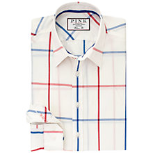 Buy Thomas Pink Hollman Check Classic Fit Shirt Online at johnlewis.com