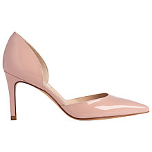 Buy L.K. Bennett Flossie D'Orsay Court Shoes Online at johnlewis.com