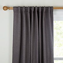 Buy Design Project by John Lewis No.042 Hidden Tab Top Lined Curtains Online at johnlewis.com