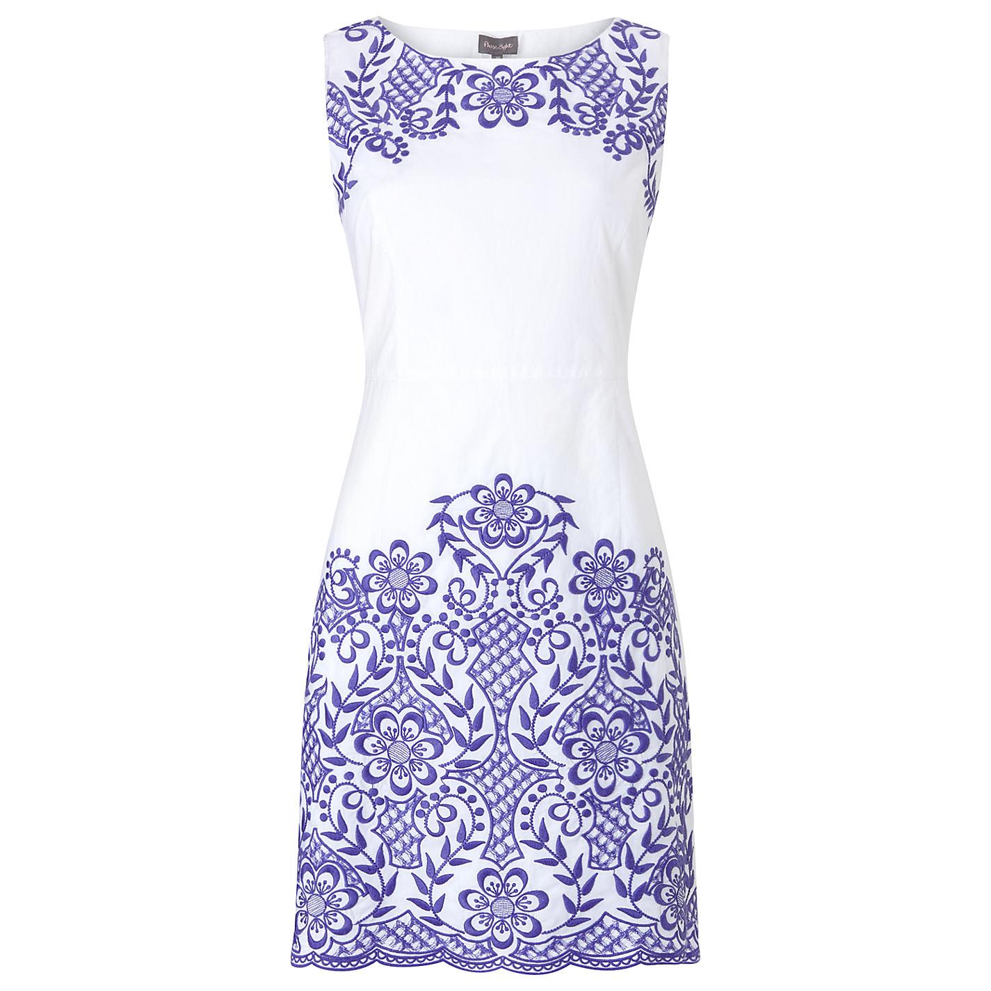 Phase 8 white dress 12
