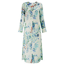 Buy East Summer Paisley Kaftan, Multi Online at johnlewis.com