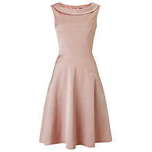 Buy Phase Eight Nicole Flare Dress, Confetti Pink Online at johnlewis.com