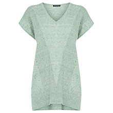 Buy Warehouse Nep Boxy T-Shirt Online at johnlewis.com