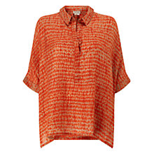 Buy East Silk Titrik Print Shirt Online at johnlewis.com