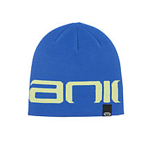 Buy Animal Boys' Appi Beanie Hat, Vibrant Blue Online at johnlewis.com