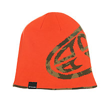 Buy Animal Boys' Angelo Reversible Beanie Hat, Orange/Camo Online at johnlewis.com
