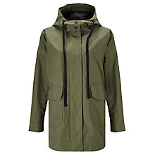 Buy Kin by John Lewis Lightweight Parka Jacket, Khaki Online at johnlewis.com