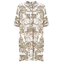 Buy Kin by John Lewis Graphic Print Oversized Dress, Multi Online at johnlewis.com