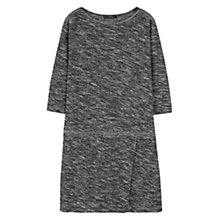 Buy Violeta by Mango Flecked Cotton Dress Online at johnlewis.com