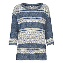 Buy Fat Face Bude Jumper Online at johnlewis.com