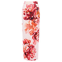 Buy Coast Geraldine Print Skirt, Multi Online at johnlewis.com