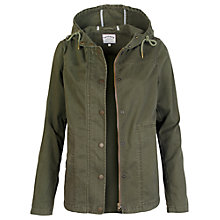 Buy Fat Face Toddington Twill Jacket Online at johnlewis.com