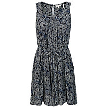 Buy Fat Face Albany Coins Dress, Navy Online at johnlewis.com