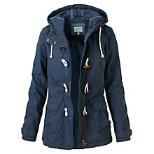 Buy Fat Face Rosanne Jacket, Navy Online at johnlewis.com