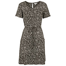Buy Fat Face Ava Bali Dress, Phantom Online at johnlewis.com