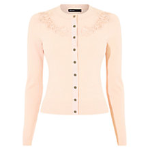 Buy Karen Millen Compact Stretch Knits Cardigan Online at johnlewis.com