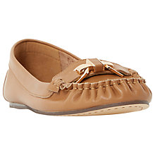 Buy Dune Gilda Slip On Loafers Online at johnlewis.com