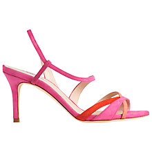Buy L.K. Bennett Lourdes Slim Strap Stiletto Heeled Sandals Online at johnlewis.com