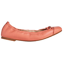 Buy L.K. Bennett Aerin Bow Ballet Pumps Online at johnlewis.com