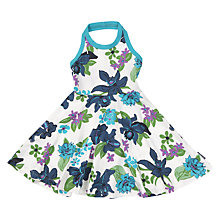 Buy Polarn O. Pyret Children's Halter Neck Dress Online at johnlewis.com