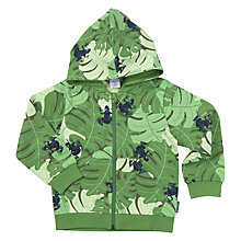 Buy Polarn O. Pyret Children's Print Hoodie Online at johnlewis.com