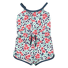 Buy Polarn O. Pyret Children's Playsuit Online at johnlewis.com