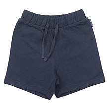 Buy Polarn O. Pyret Baby Sweat Shorts Online at johnlewis.com