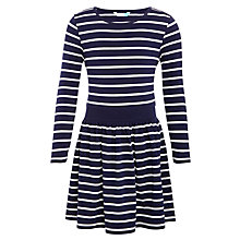 Buy John Lewis Girls' Stripe Dress Online at johnlewis.com